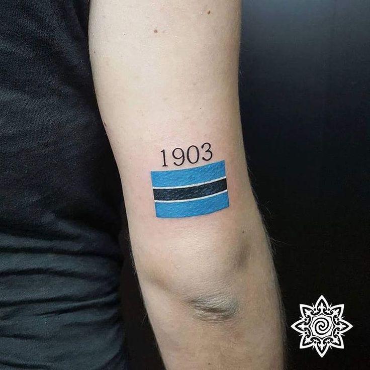"""709 curtidas, 9 comentários - Verani Tattoo (@veranitattoo) no Instagram: """"E as homenagens não param...a cliente Luciana decidiu tatuar seu time do coração: Grêmio! Fernanda…"""""""