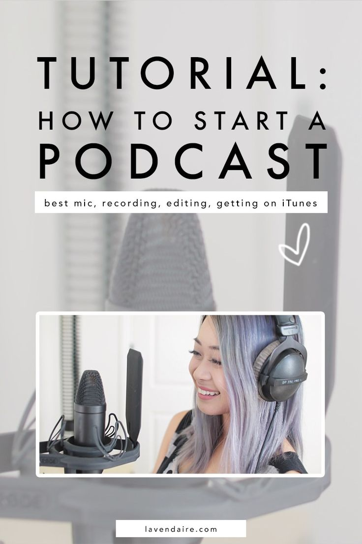 Podcast tips | How to start a podcast | podcasting | podcast tutorial | record a podcast | get on iTunes  content creator advice | podcast recording equipment | audio editing | successful podcasting