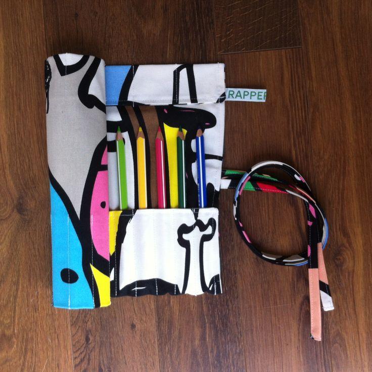 Colour pencil case Pepijn