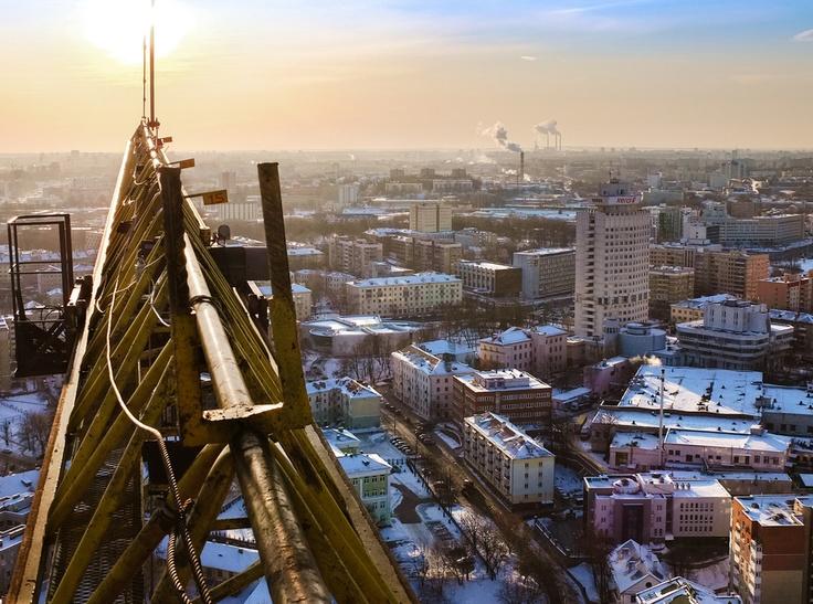 Minsk City Sun Dial