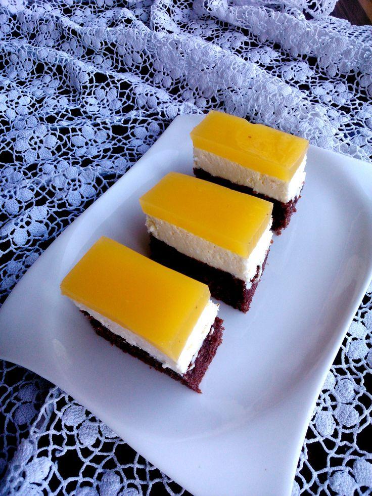 Fanta szelet Fanta-cakes