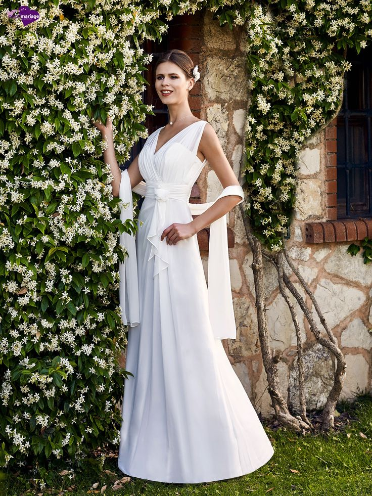 Robe cocktail point mariage 2012