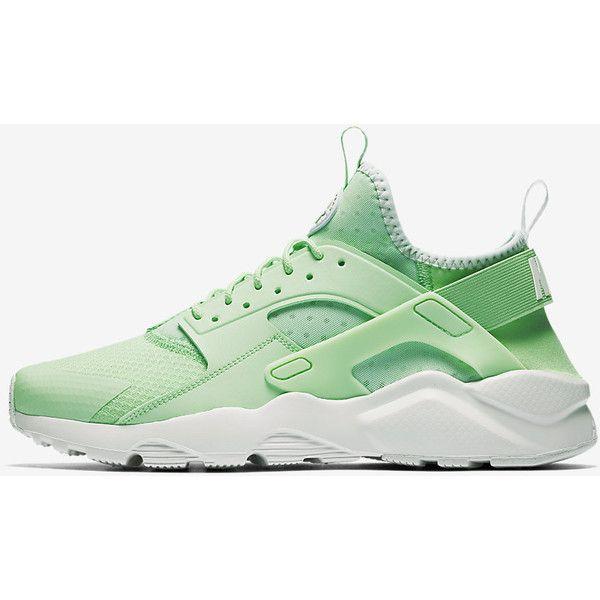 Nike Air Huarache Ultra Men's Shoe. Nike.com ($120) ❤ liked on Polyvore featuring men's fashion, men's shoes, mens shoes and nike mens shoes