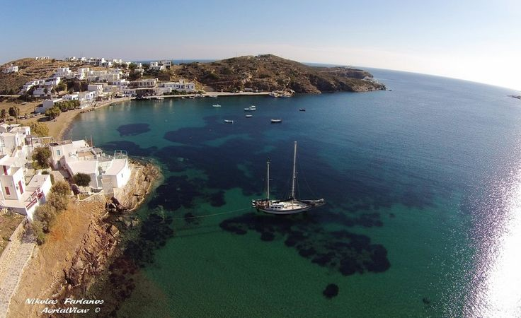 #Faros #Glipho #sea #Sifnos #Cyclades
