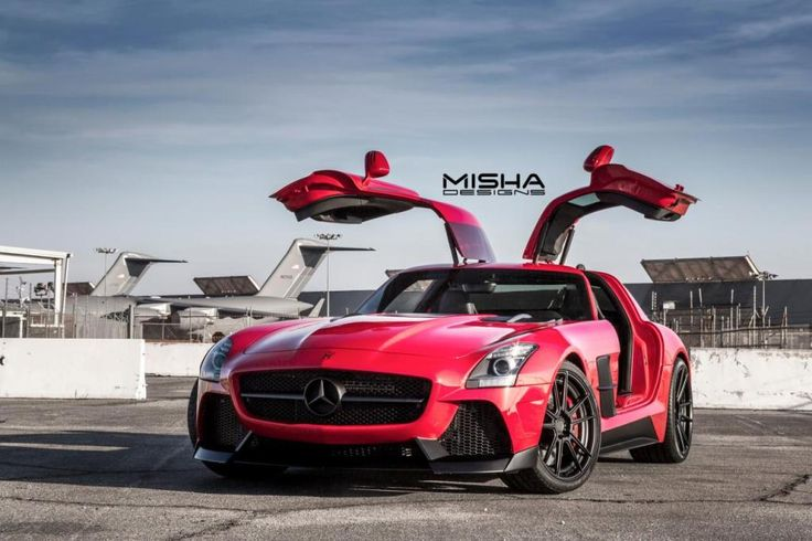 #Mercedes SLS #AMG tuning by Misha Desings #autos #coches #cars #tuning