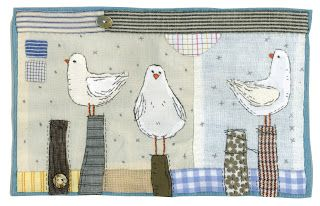 really good applique and free sewing machine embroidery