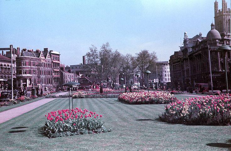The Centre, Bristol 1954