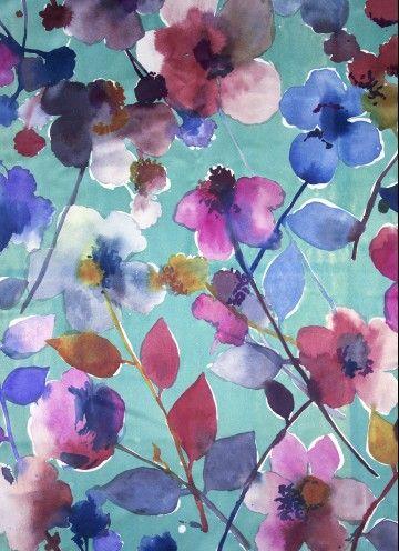 Luli Sanchez watercolour floral