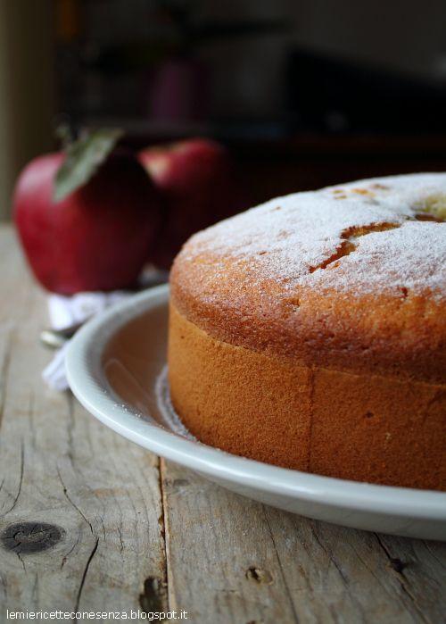 ricetta torta di mele sofficissima