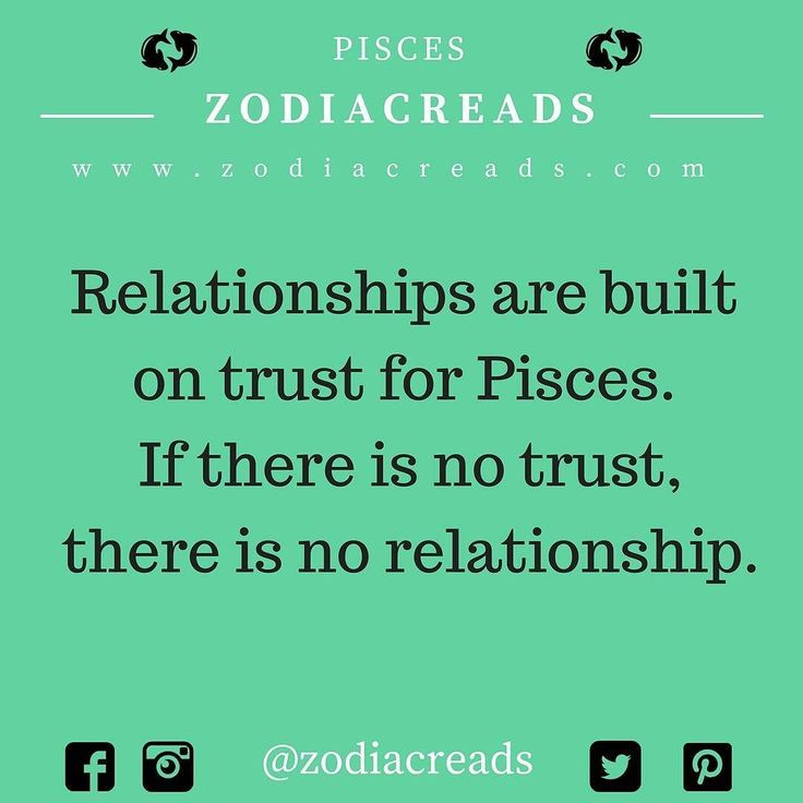 I can't imagine loving and not trusting, no way!