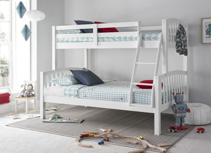 American White Triple Sleeper from Happy Beds