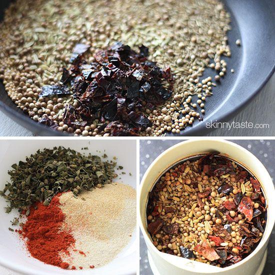 Aarons Mexican Dry Adobo Seasoning | Skinnytaste