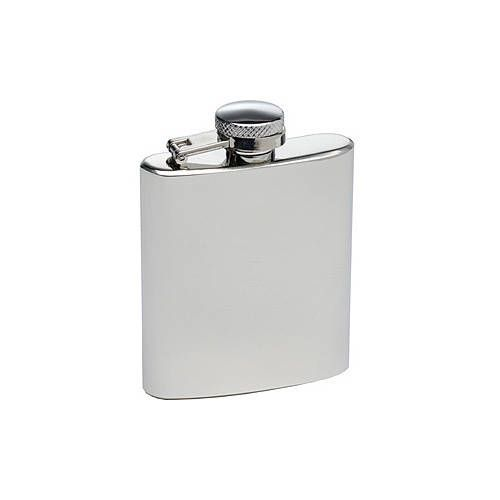free engraved and personalised hip flask by david-louis design | notonthehighstreet.com