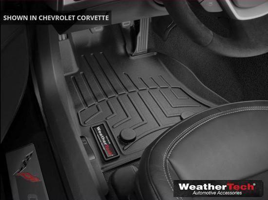 Weathertech Floorliner Mats C7 Corvette Protect The Carpet In