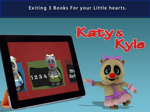 Katy & Kyle Preschool Kids Game Free Lite by Ram Kumar