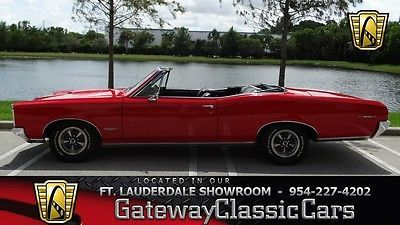 cool 1966 Pontiac GTO -- - For Sale View more at http://shipperscentral.com/wp/product/1966-pontiac-gto-for-sale-10/
