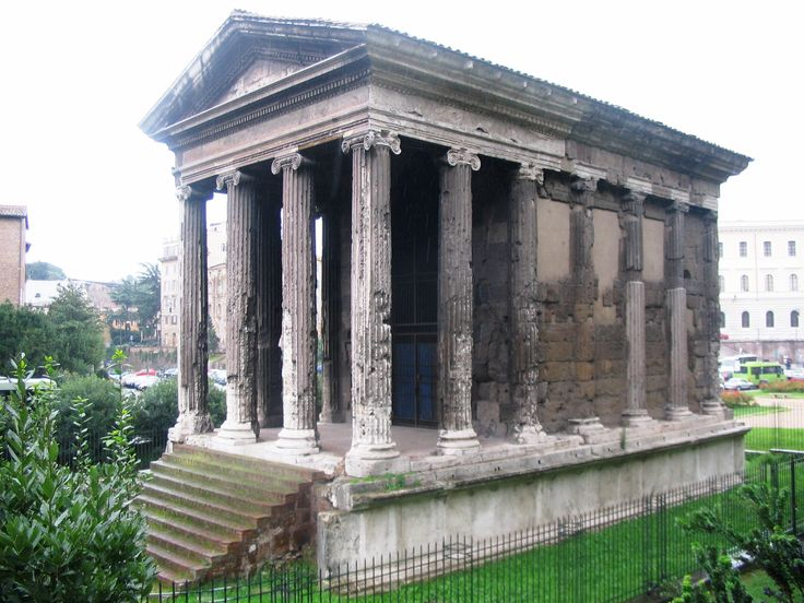 The ways that the greek architecture influenced the roman architecture