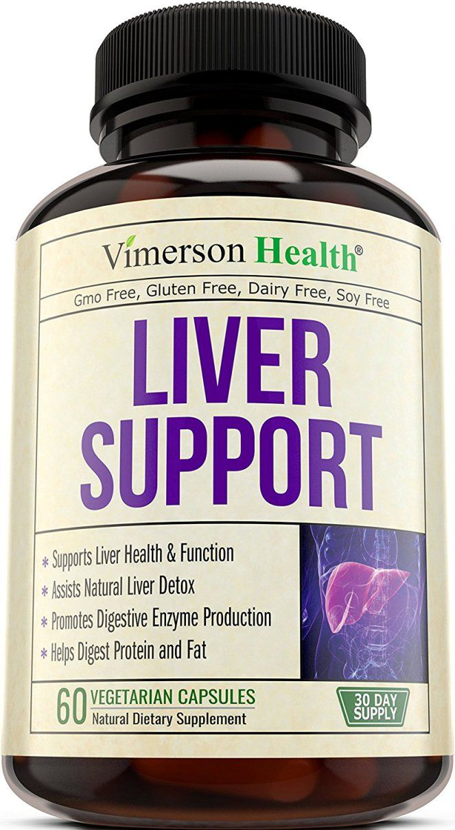 Liver Support Supplement to Cleanse & Detox - Natural Non-Gmo Herbal Blend with Milk Thistle + Artichoke Extract + Turmeric + Ginger + Beet Root + Alfalfa + Zinc + Choline + Grape Seed + Celery Seed.jpg