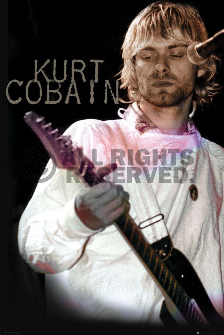 Kurt cobain cook poster bei posterlounge gratisversand kauf auf rechnung verschiedene materialien formate jetzt bestellen