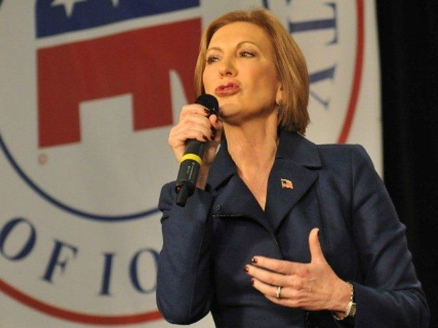 CARLY FIORINA ON TPP TRADE DEAL: 'A MESS' FULL OF 'CRONY CAPITALISM'