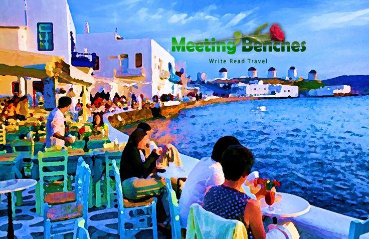 VIAGGIO D'AUTORE / GRECIA E ISOLE GRECHE - Meeting Benches