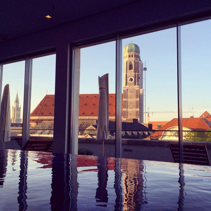 Hotel Bayerischer Hof in München, Bayern