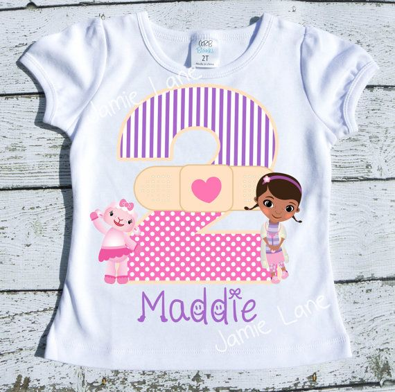 Hey, I found this really awesome Etsy listing at https://www.etsy.com/listing/240687989/doc-mcstuffins-and-lambie-personalized