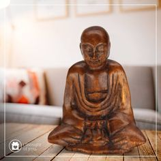 Take time to do what makes your soul happy. Our handcarved Damai Buddha is sure to bring happiness to any space. Be sure to enter Kendra.IThoughtOfYou@gmail.com at checkout!