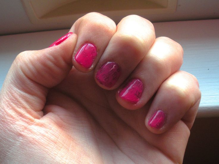 Funky Easy Nail Design