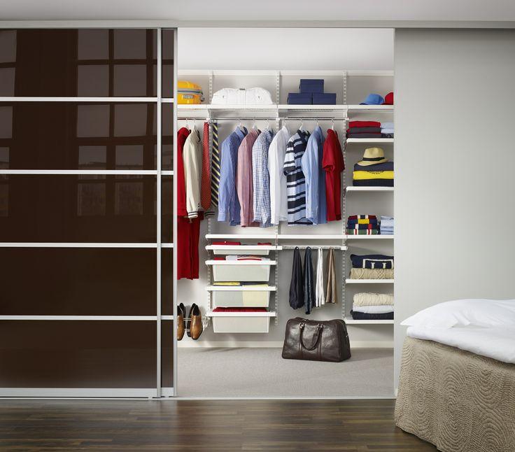 Vad är det första du ser i din garderob?