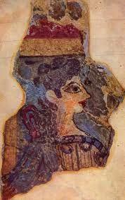 LA PARISIENNE, el modo de vestir era muy refinado, como sugiere el tocado femenino.