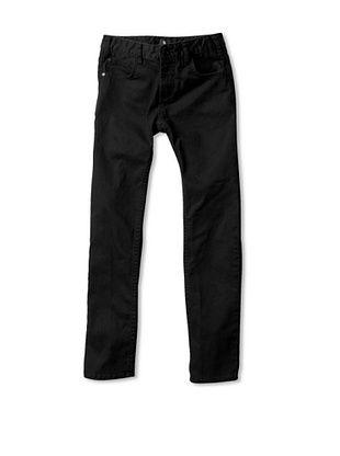 66% OFF DC Boy's Skinny BY Jeans (Jet Black)