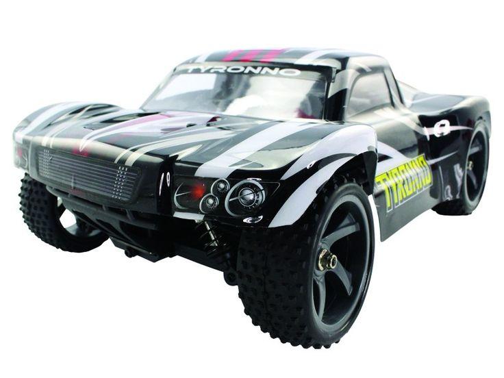 Zdalnie Sterowany Samochód Himoto Tyronno 1:18 4WD RTR 2.4G typu short course.   Jeden z lepszych produktów Himoto tej klasy. Nowością pełne łożyskowanie kół - zmniejsza opory i zapewnia większą żywotność niż na panewkach.  Chcesz wiedzieć więcej? Zobacz opis, dane techniczne, komentarze oraz film Video. Nie ma jeszcze komentarzy, to czemu nie zostawisz swojego:)  http://modele-rc.com/produkt/13392,zdalnie-sterowany-samochod-himoto-tyronno-1-18-4wd-rtr-2-4g  #samochodyrc #himoto #tyronno