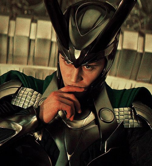 Sexy Loki!