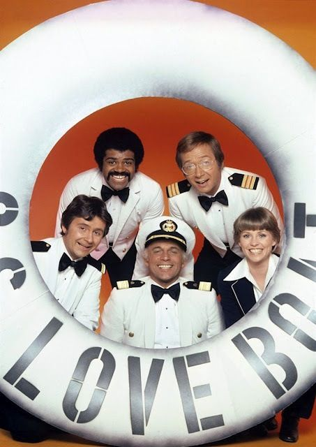 The Love Boat. Always made me happy.
