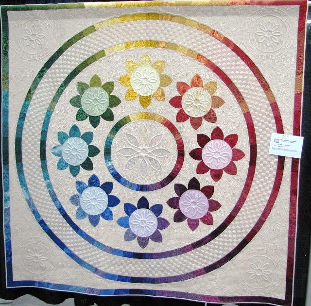 318 Best Color Wheel Quilts Images On Pinterest Quilt