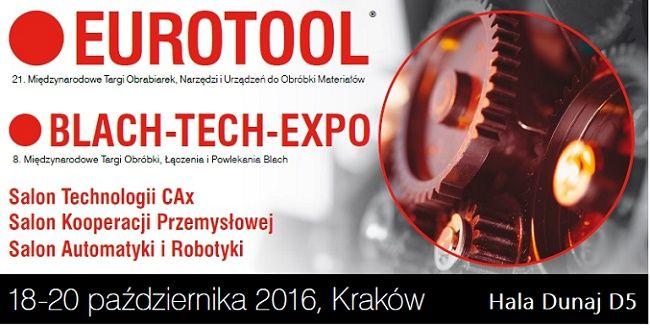 Eurotool 2016 zaproszenie