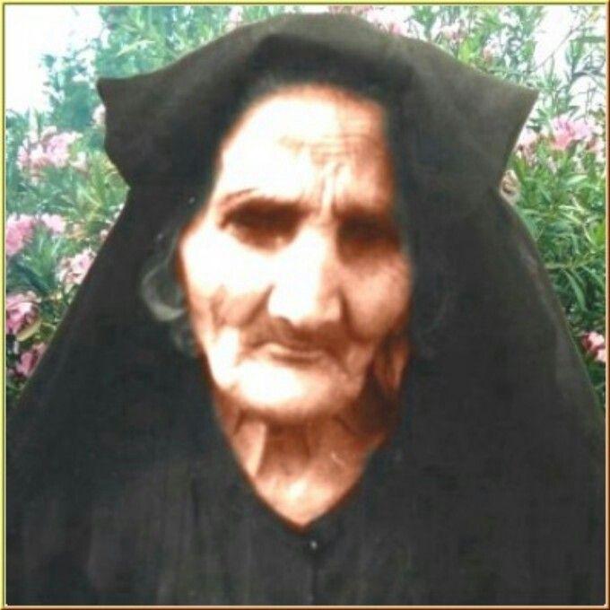 Gagliato, antico costume femminile, ormai in disuso