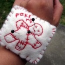 Poke-Me Pincushion with wristband