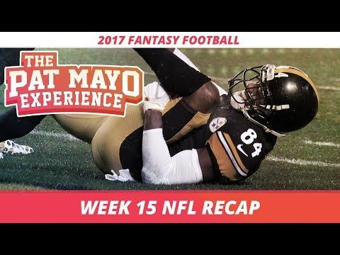Week 15 NFL Recap, Injuries and Playoff Scenarios