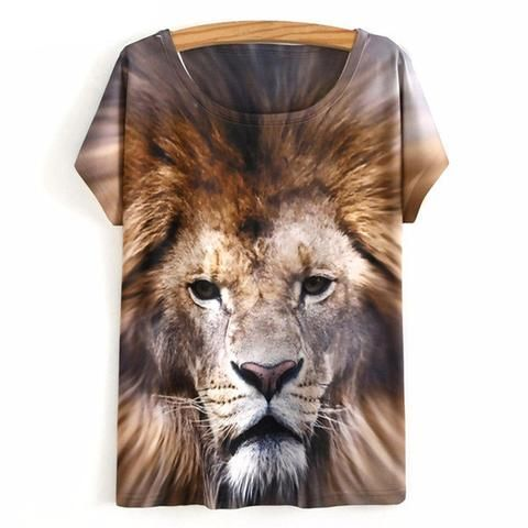 Lion Head Graphic - T-Shirts for Sale Online Shop for Men and Women