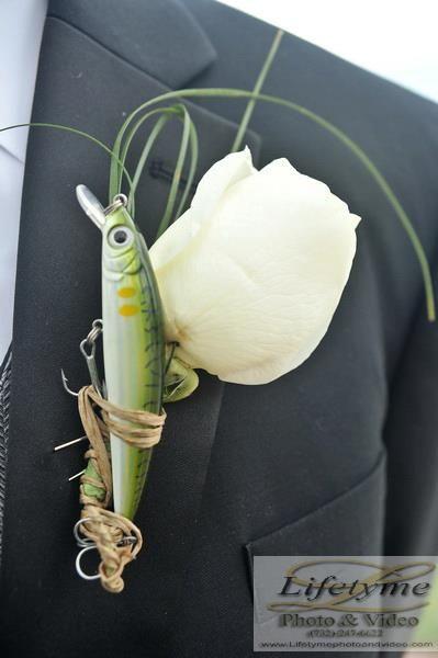 Beach wedding groomsmen | LPV Wedding: Amanda & Mark