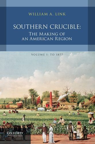 Southern Crucible: The Making of an American Region, Volume I: To 1877:   emSouthern Crucible: The Making of an American Region/em seeks to fashion a new narrative about the American South. Informed by the most current scholarship in the field, the book offers a balanced look at the region's social, political, cultural, and economic history over four centuries, from pre-contact to the present. Focusing on several major themes in southern history--including the role of racial hierarchy,...