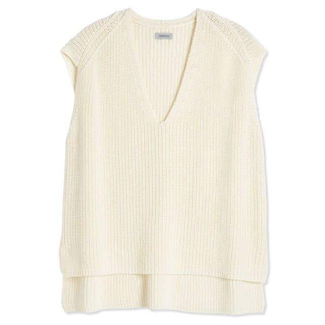 The chicest, lightweight sweaters perfect for chillier summer nights.