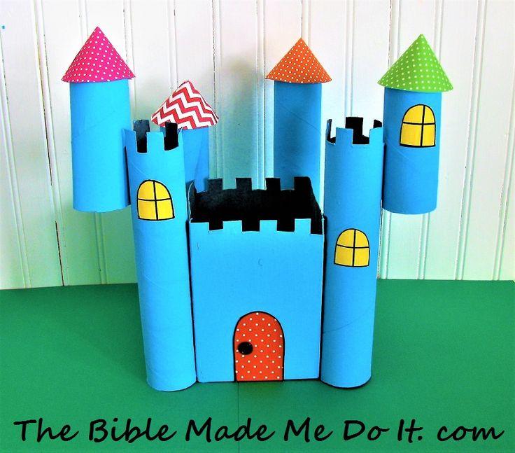 Crafts With Paper Towel Rolls For Preschoolers