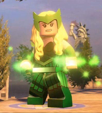 Amora (The ENCHANTRESS) | Earth 13122 | Lego Marvel SUPER HEROES
