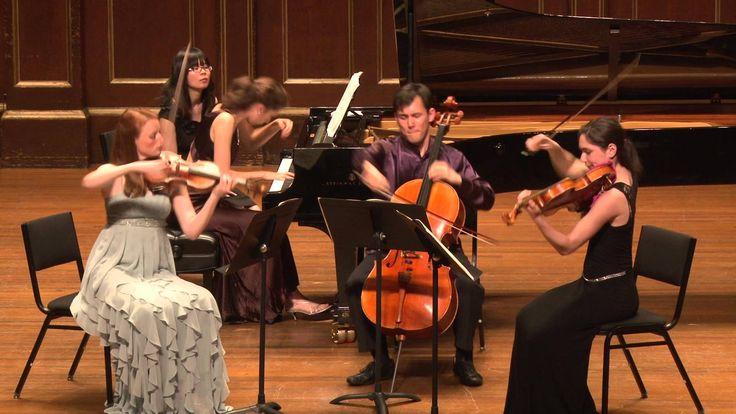 Frost Quartet: Brahms Piano Quartet no. 2 (A Major)