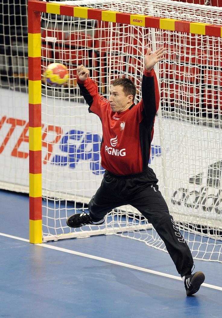 Sławomir Szmal – GK – WCh 2013 Spain
