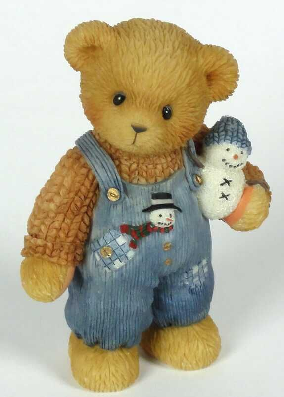 111 best ursuleti cherished teddies images on pinterest teddy bradley friends are the best cure for the winter blues thecheapjerseys Gallery